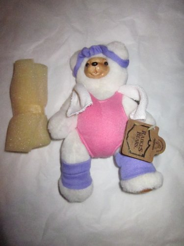 "1994 Raikes Bears ANGIE AEROBICS 8"" Doll 4482 of 5000"