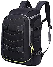 Camcorder Cases Drones Storage Backpack Compatible with DJI FPV Combo Shockproof Carry Shoulder Bags