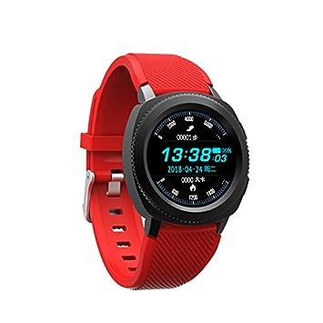 L2 IP68 reloj de salud inteligente a prueba de agua, vigilancia de ...