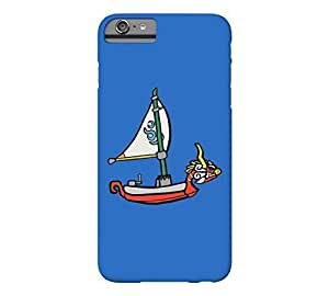 Lonely King iPhone 6 Plus Denim Barely There Phone Case - Design By Humans