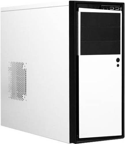 NZXT Source 210 Computer Case (White)