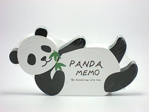 1 Die Cut Memo Pad - Panda Die-cut Memo Pad 5