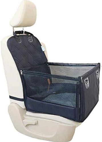 XISABCS メッシュ窓付き防水バックシート用犬のシートカバー、犬、車のための犬後部座席のカバーのための証拠滑り止め犬のカーハンモック、カーシートカバーをスクラッチ