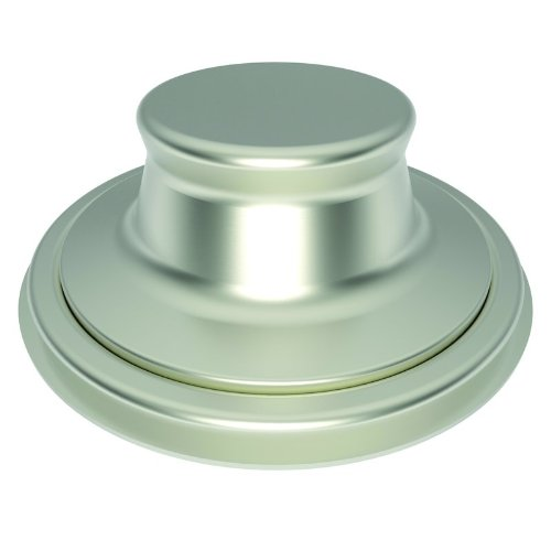 Brasstech 113 Garbage Disposal Stopper, Satin Nickel