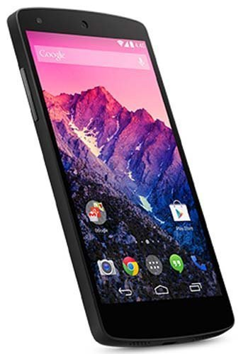 LG Google Nexus 5 (D821) 16GB , 3G, 8MP, KitKat Factory Unlocked World Mobile Phone - Black - No 4G in USA - International Version No Warranty (Lg Google Nexus 4 16gb)