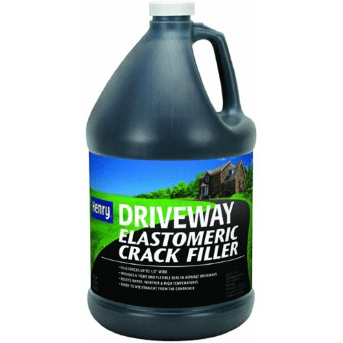 Driveway Elastomeric Emulsion Crack