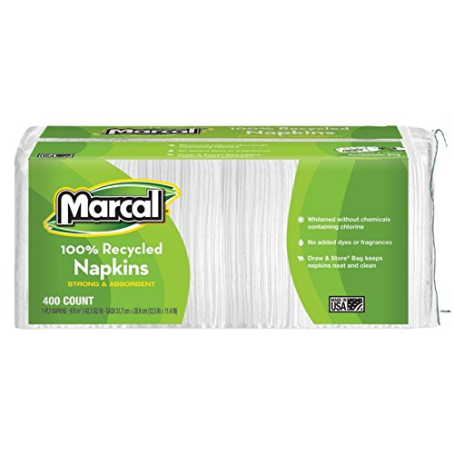 MRC6506PK - Marcal Manufacturing, Llc Small Steps 100% Recycled Lunch ()