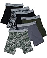 Fruit of the Loom Baby Boys' Boxer Brief - , 6 pk