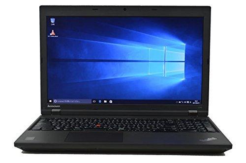 【Microsoft Office2010搭載】【Win10搭載】SSD 240GB搭載Lenovo ThinkPad L540 ■ 第4世代 Core i5/SSD240GB/マルチドライブ/Windows10Pro64bit搭載   B07FZ2H43X