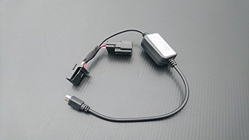 Cable Mitten - MIT TOYOTA SIENNA 3rd Gen DVR Camera Video Recorder power cable Harness-mini USB