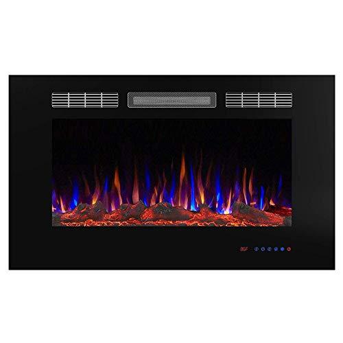 Cheap MMJ Electric Fireplace - 36