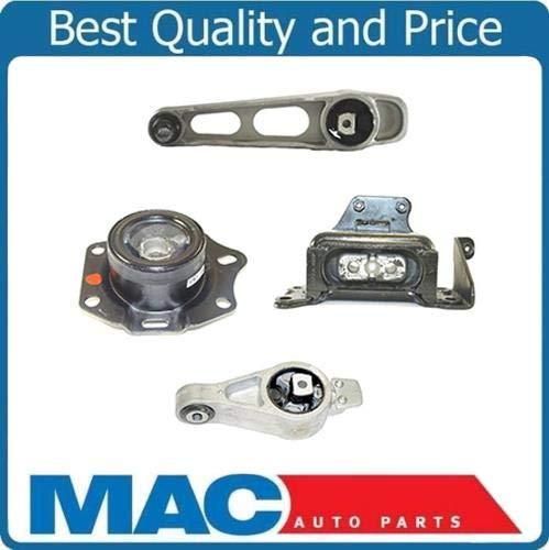 Amazon.com: 07-09 PT Cruiser Automatic Trans Engine Motor Mount 4Pc No Turbo or Convertible: Automotive