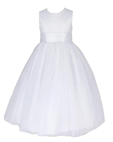 Amazon.com: go2victoria New Colors Satin Party Bridesmaids/Flower Girl Dress 2 to 12 Years: Clothing