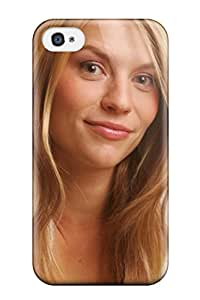 New Arrival CpNshhh6252yQvyj Premium Iphone 4/4s Case(claire Closeup 4 Blonde People Women)