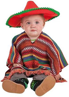 LLOPIS - Disfraz Bebe Mexicano: Amazon.es: Juguetes y juegos