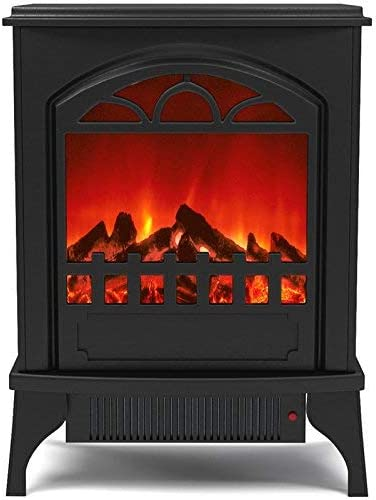 Regal Flame Indoor Phoenix Electric Fireplace Free Standing Portable Space Heater Stove Home Kitchen