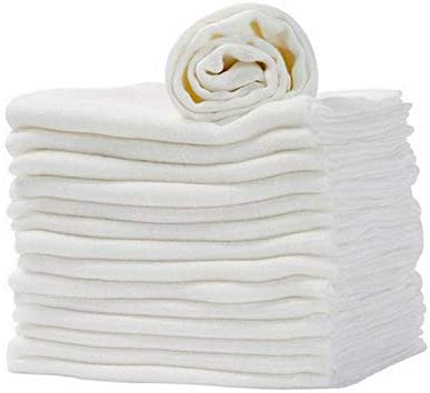 CAOLATOR. 5 Piezas Lavable Pañales Reutilizables Alta Absorbencia ...