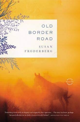 Read Online Old Border Road: A Novel PDF