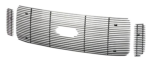 Putco 71135 Shadow Mirror Polished Aluminum Grille