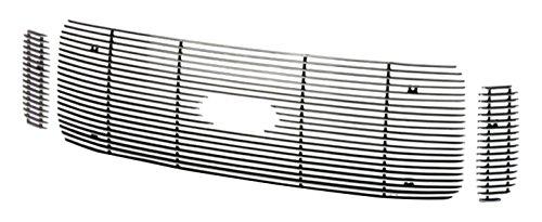 Putco 71120 Shadow Mirror Polished Aluminum Grille