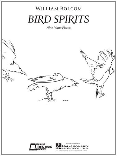 Bird Spirits: Nine Piano Pieces First Edition