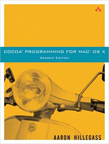 Cocoa Programming For Macos X Programming For Os X Amazon De Hillegass Aaron Fremdsprachige Bucher