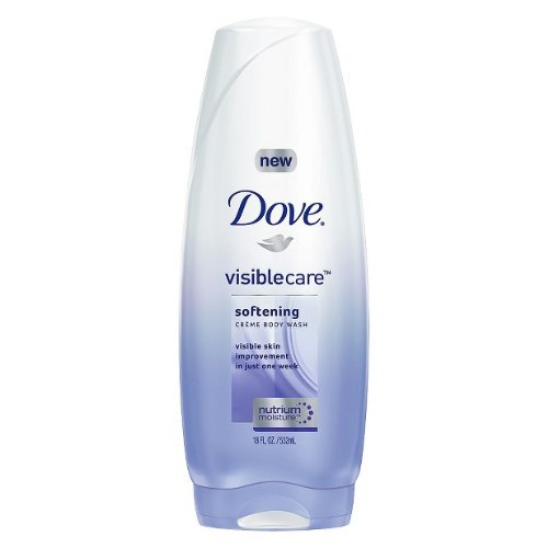 Price comparison product image Dove Visible Care Softening Creme Body Wash 10.1 Fl. Oz.