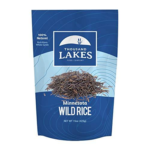 Thousand Lakes Minnesota Grown Wild Rice (15 oz)