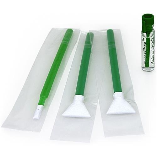 Visible Dust EZ Sensor Cleaning Kit Mini with 1.0x Green Vswabs and Sensor Clean by VisibleDust