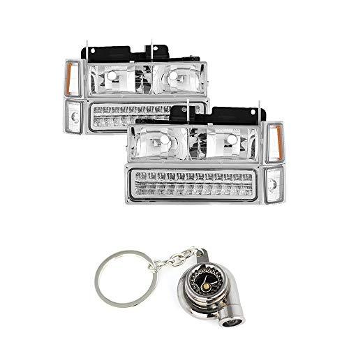 96 chevrolet silverado headlights - 9
