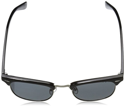 Half Frame Semi-Rimless Horn Rimmed Sunglasses 4 <p>Half frame horn rimmed shape that features a polarized and non polarized lens to reduce glare. Frame is made with an acetate brow and arms, metal wire lens lining and metal nose bridge. Features metal hinges, English style nose pieces, and polarized/non polarized polycarbonate Uv400 protected lenses. Protection Against Harmful UVA/UVB Rays Classic Half Frame Horned Rim Design Reinforced Metal Hinges English Style Nose Pieces</p>