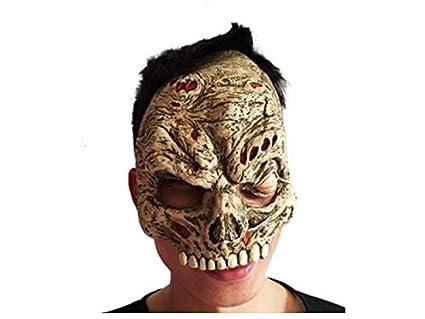 e508b884727 Amazon.com: Gelaiken Halloween Funny ! Scary Latex One Eye Grimace ...