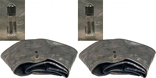 Set of Two 23x8.50-12 Inner Tubes Lawn Tractor Tire Tubes Tr13 Standard Valve 23x9.50-12 ()