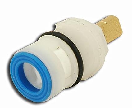 Ceramic Disc Cartridge, Fit Delta Faucet RP24096 Stem Unit, With ...