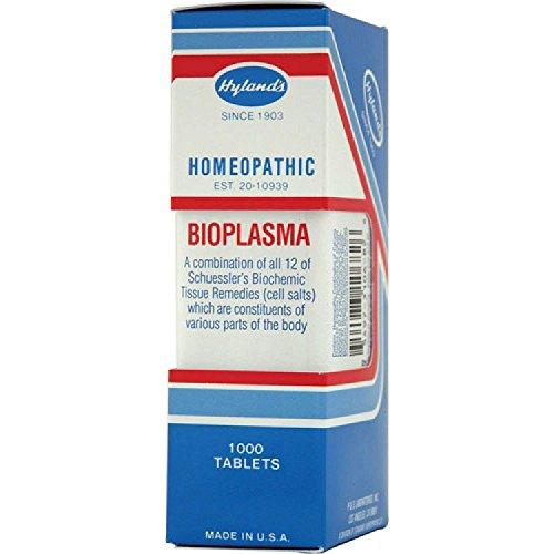 (Hyland Cell Salt Bioplasma, 1000 Tablets )