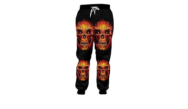 Hombre Hip Hop Sportwears Pantalones de chándal Ocasionales ...