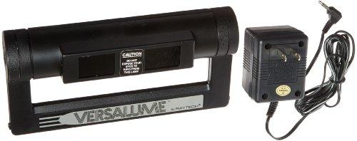 Raytech Versalume Portable Longwave/Shortwave Ultraviolet Lamp PP-FLS