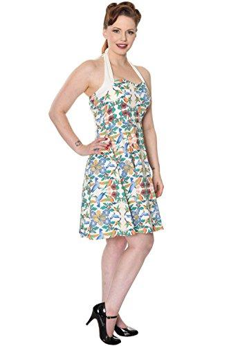 5321 Halterneck Sand Dancing Sand Mandala Dress Kleid Days qx1wpZTS