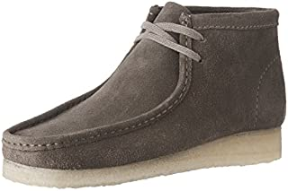 CLARKS Men's Wallabee Boot Grey Suede 7 D US (B01N0ZNG1E) | Amazon price tracker / tracking, Amazon price history charts, Amazon price watches, Amazon price drop alerts