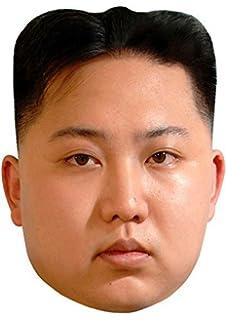 Celebrity face mask kit donald trump do it yourself diy 4 celebrity face mask kit kim jong un do it yourself diy solutioingenieria Images