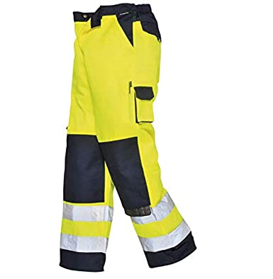 Atomic Texas Two Tone Hi Vis Trouser