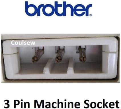 BROTHER OVERLOCKER FOOT CONTROL PEDAL NEW TYPE OVERLOCK 929D,1034D,3034D,4234D