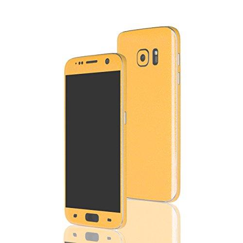 AppSkins Folien-Set Samsung Galaxy S7 Diamond pure gold