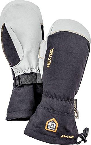 Hestra XCR Mitt, Grey, 10 by Hestra
