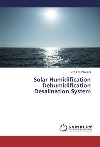 Solar Humidification Dehumidification Desalination System