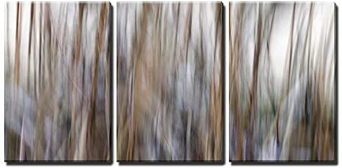 Background Abstraction Blurred Lines Vertical Panning Toning x3 Panels