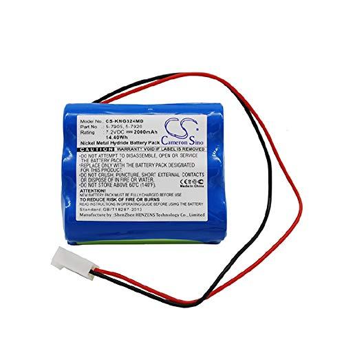 - Replacement Battery for KANGAROOControl Enteral Feeding Pump Pump 324 KANGAROO5-7905 5-7920