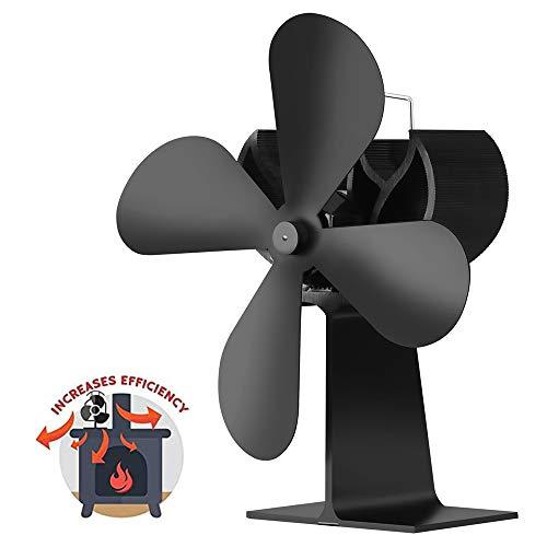 fireplace air circulator - 8