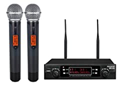80-Channel Dual UHF