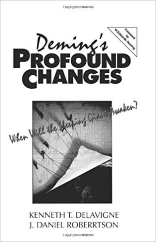 Téléchargement gratuit d'ebooks électroniques numériques Deming's Profound Changes: When Will the Sleeping Giant Awaken? in French FB2